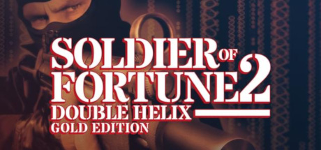 Soldier of Fortune 2: Double Helix Gold Logo