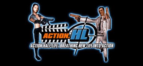 Action Half-Life Logo